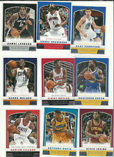 2012 13 PANINI Complete SET 1-300 Kawhi Leonard Anthony Davis Thompson Irving
