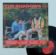 """Vinyle 33T  The Shadows  """"Mustang"""""""
