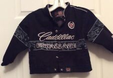 Cadillac Escalade JH Kids Size 4T Black Jacket