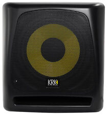 "KRK 10s V2 - 10"" ACTIVE POWERED STUDIO SUBWOOFER / 150W / Authorized Dealer"