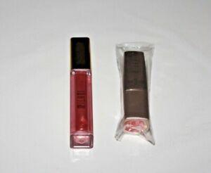 Milani Color Perfect Lipstick #24 + Brilliant Lip Gloss #03 Lot Of 2 Sealed