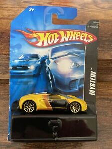 2007 HOT WHEELS MYSTERY BUGATTI VEYRON