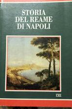 Storia del reame di Napoli copia originale degli scritti di Pietro Colletta