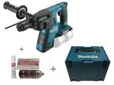 Makita Akku Bohrhammer DHR264ZJ 2 x 18 V für SDS-PLUS im Makpac m. Wechselfutter