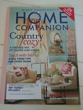 Mary Engelbreit's Home Companion June July 2005 Country Art Food Chic Paper Doll