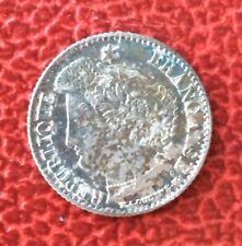 France - 2ème République - Superbe monnaie de 20 Centimes 1850 A