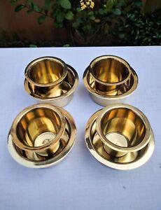 Dabara Set Brass Cup And Saucer Davara Bowl South Indian Tea Serving Tumbler