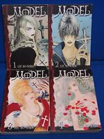 Model Manga Vol 1-4 Toykopop Paperback Books Lee So-Young Romance Horror 1 2 3 4
