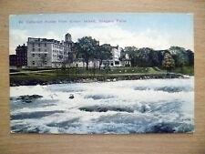 Postcard- Cataract House from Green Island, Niagara Falls, NY (Exc*)