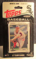 Chicago White Sox 2014 Topps Factory Sealed 17 Card Team Set
