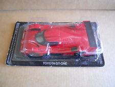Legendary Cars TOYOTA GT-ONE 1:43 Die Cast [MV7]
