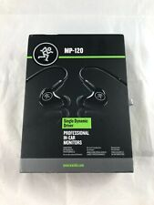 Mackie MP-120 IEM In-Ear Headphones & Monitors with single driver  MP series RF