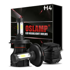 H4 HB2 CREE LED Headlight Conversion Kit 1000W 150000LM Lamp Bulbs Hi/Lo 6000K