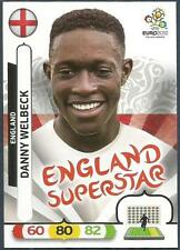 PANINI EURO 2012-ADRENALYN XL-ENGLAND-DANNY WELBECK