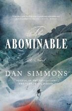 THE ABOMINABLE BY DAN SIMMONS HARDCOVER - FREE SHIPPING!