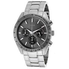 Reloj Cronógrafo Guess Para hombres Chase Gris (W13001G1) RRP £ 159