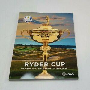 Ryder Cup 2020 Official Program Whistling Straights 43rd September 2021 PGA
