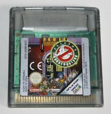 ++ jeu nintendo game boy color extreme ghostbusters - EUR ++