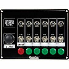 Quickcar Racing Products 50-869 Ignition Control Panel w/Push Start Ign. Switch