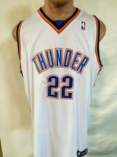 Adidas Authentic NBA Jersey Oklahoma City Thunder Jeff Green White sz 56