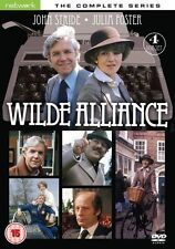 WILDE ALLIANCE the complete series. John Stride. 4 discs. New sealed DVD.