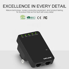 Wavlink 300mbps Wifi Repeater Wireless-N 802.11n Network Signal Extender Booster