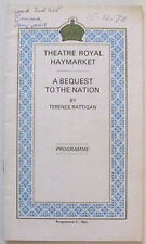 A Bequest to the Nation Zoe Caldwell Ian Holm Michael Aldridge Terence Rattigan