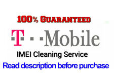 T-Mobile USA IMEI ESN Clean Unbarring Service Good Success Rate | Lowest on eBay