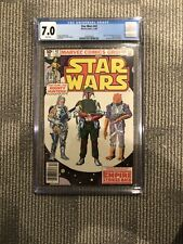 Star Wars #42 CGC 7.0 White Pages