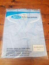 Uniform Tunic Top Nurse Shirt Healthcare Carer Ladies Womens Hospital Size 40