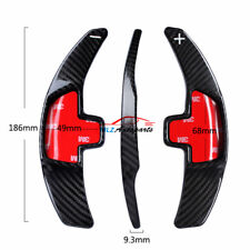 Carbon Fiber For Benz E Class W213 16-18 Steering Wheel Paddle Extension Shifter