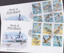 Kiribati 2008 FDC illustrated First day Cover Birds Waders and Sea Shore Birds