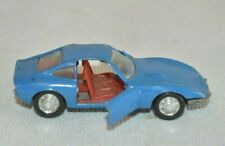 Schuco No 814 OPEL GT 1900 modèle 1:66 Made in Germany bac a4