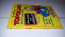 TOPOLINO LIBRETTO  # 1644 - 31 MAGGIO 1987 - WALT DISNEY - con inserto matchbox