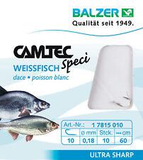 BALZER CAMTEC Speci Weissfisch - Stipphaken Vorfachhaken Vorfach Haken