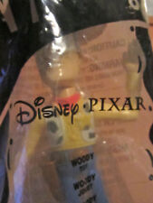 """New SEALED WOODY TOY 2005 McDonald Happy Meal Disney TOY STORY promo 6"""" ages 3+"""