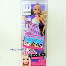 Barbie SweetieFashionistas Swappin' Styles Doll Mint in worn box