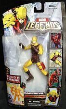 "Marvel Legends Nemesis Series DAREDEVIL Rare! (Yellow Costume) 6"" Figure"