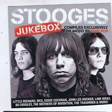 IGGY POP TRASHMEN MC5 LINK WRAY + Stooges JukeboxMojo compilation CD2007