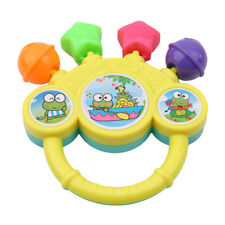 Funny 7 Pcs Newborn Infant Toy 0-1-2-3 Year Old Baby Rattle Bell Toy CB