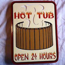 Tiki Bar Beach House Hot Tub 3D routed wood Island Beach bar sign Custom