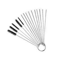15 Pcs/set Nylon Brushes Set for Drinking Straws / Glasses Brushes Clean Tools