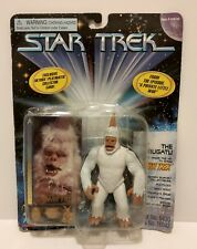 STAR TREK THE MUGATU  ACTION FIGURE    PLAYMATES 1997
