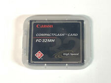 Canon  32MB FC-32MH CF Compact Flash Camera Memory Card