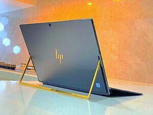 ༺ༀ༂࿅࿆ HP TOUCH Spectre XU100-282-17 Intel™Core i5•7th GEN•8GB•USB C•WiFi࿅༂ༀ༻#425