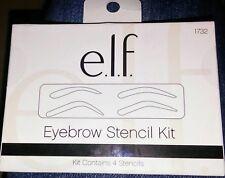 e.l.f Eyebrow Stencil Kit 1732 Elf Eyebrow Stencil