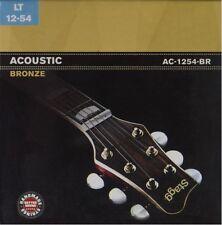 Bronze Saitensatz für Akustikgitarre, 12er, light, I6-