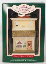 Old Fashioned Toy Shop Hallmark Christmas Ornament 1985 in OB Vintage QX4975