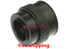 M82(1mm pitch) screw to M65 Adjustable Focusing Helicoid adapter 35mm~85mm