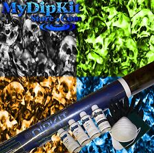 Hydrographics Dip Kit Activator Water Transfer SKULL Hydro dipping RC-300